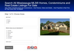 Mississauga Home Search